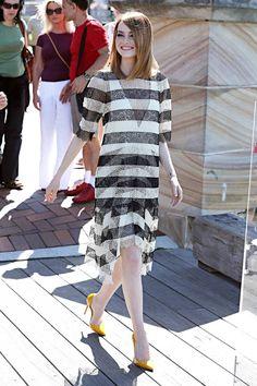 Emma Stone. D I O S I SI M A