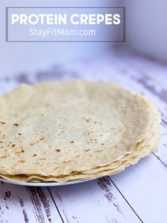 Macro friendly, high protein crepes the whole family will love! Easy to make and fun to eat! #stayfitmom #macrofriendlyrecipes #highproteinrecipes #crepes Macro Friendly Recipes, Macro Recipes, How To Make Crepe, Kodiak Cakes, Macro Meals, Easy Family Meals, Easy Meals, Clean Recipes