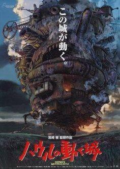 Hauru no ugoku shiro (Howl's Moving Castle)
