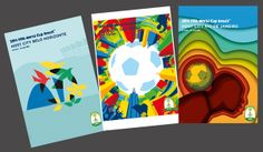 FIFA World Cup 2014 Official Venue Posters - Rio ~available at www.sportsposterwarehouse.com