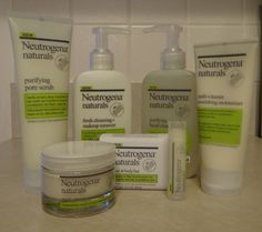 Getting Naturally Clean with Neutrogena Naturals | Girl Gloss