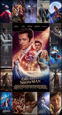 The Greatest Showman 👏🏻 The Best Films, Great Movies, Movies And Series, Movies And Tv Shows, Showman Movie, Musical Film, Out Of Touch, The Greatest Showman, Film Serie