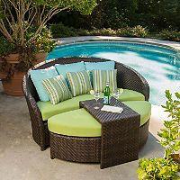 Hollywood 3 Piece Seating Set With Premium Sunbrella® Fabric   Samu0027s Club
