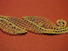Original Fashion Bobbin Lace Bracelet with by MyBobbinLaces