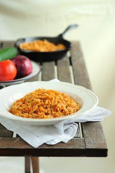greek tomato rice