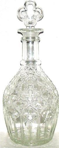 Tiffany Co Crystal Decanter Art Glass Decanter | eBay
