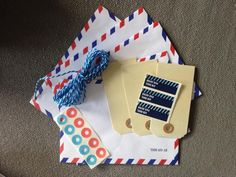Airmail, Birthday Candles