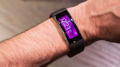 Review: Microsoft Band 2 - http://blog.clairepeetz.com/review-microsoft-band-2/