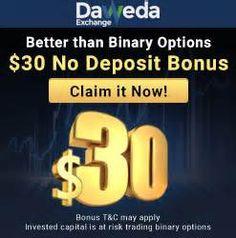 Suche Binary options broker no deposit bonus. Ansichten 174954.