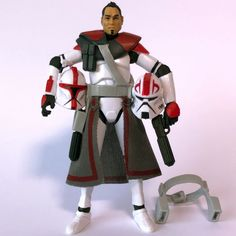 STAR WARS the vintage collection VC54 ARC TROOPER COMMANDER clone wars THIRE #Hasbro