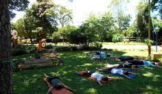Jatoba Terra Prana Lar #Yoga is nestled deep within the countryside of Brazil