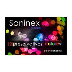 Preservativos Sanisex sabores 12 uds