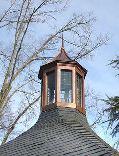 Copper cupola - Pursley Dixon