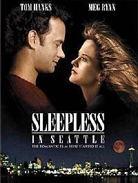 """Sleepless in Seattle"" - Tom Hanks and Meg Ryan"