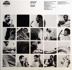 Pharaoh Sanders - Izipho Zam (My Gifts) - Starata-East SES 19733