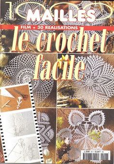 Free Image Hosting and photo sharing. Create an online album with bulk upload tools and share with family and friends. Crochet Books, Crochet Home, Thread Crochet, Love Crochet, Knit Crochet, Knitting Books, Filet Crochet, Crochet Chart, Irish Crochet