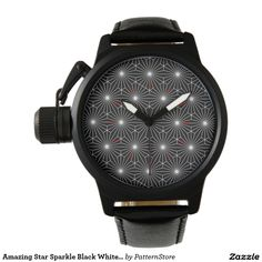 Shop Zazzle's selection of Modern watches & choose your favourite design from thousands of spectacular options. Choose your favourite or design your own from scratch! Black Leather Watch, Mens Watches Leather, Modern Watches, Watches For Men, Wrist Watches, Vintage Leather, Vintage Men, Panda Watch, Accessories