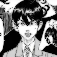 Manga Art, Anime Manga, Ushijima Wakatoshi, Cool Anime Pictures, Anime Profile, Cybergoth, Aesthetic Anime, Haikyuu, Manhwa