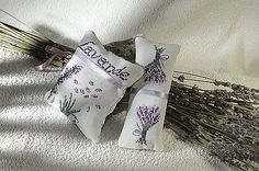 Who can resist these pretty fragrant pockets?!