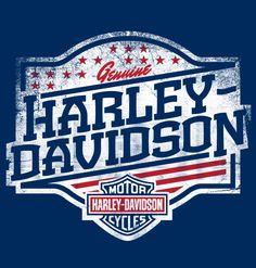 Harley-Davidson by Dan Janssen, via Behance