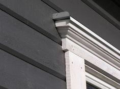 Tips på snygga fönsterfoder. - Värmepump - Värmepumpsforum