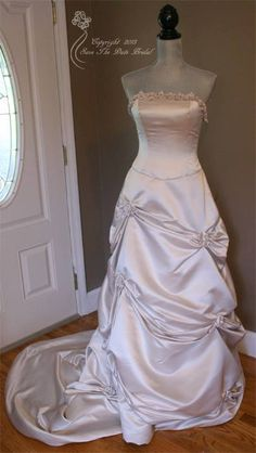 Angelina Faccenda $55 Size: 4 | New (Un-Altered) Wedding Dresses