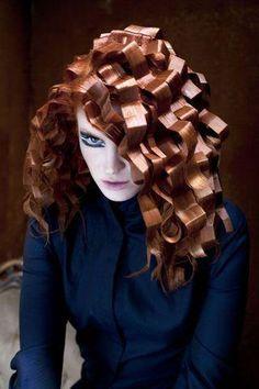 20 peinados extravagantes que no sabias que existian 7