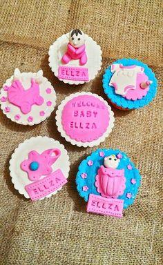 Kuih Maretha: Baby Born Cupcakes untuk Ellza