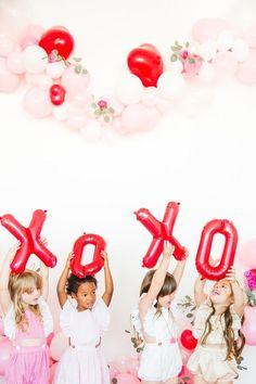 Little gals Valentine's playdate with Beijos Events | 100 Layer Cakelet | Bloglovin'