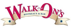 Walk on over to Walk-On's for some fried boudin balls and a cold one!