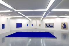 Klein, Byars, Kapoor : trilogie chromatique au MAMAC de Nice   Locita.com