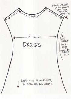 Presserfoot.com: The Shirt Dress: the Pattern