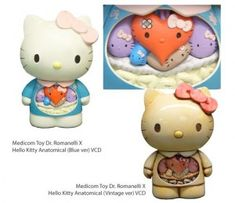 Hello Kitty + Medicom + Dr. Romanelli (1)