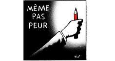 """""""Même pas peur"""" - Le manifeste des sociétés de journalistes"""