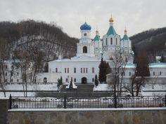 Свято-Успенская Святогорская Лавра.