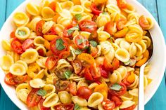 Best Bruschetta Pasta Salad Recipe - How To Make Bruschetta Pasta Salad