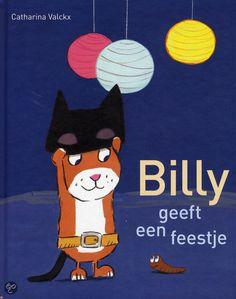 bol.com | Billy geeft een feestje, Catharina Valckx | 9789025757823 | Boeken
