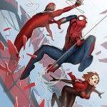 Primer vistazo a Scarlet Spiders Nº 1 | Todas las noticias de Marvel Comics | Espacio Marvelita