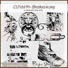 CU vol 99 Brush (png format) , cudigitals.com, cu, commercial, scrap, scrapbook, digital, graphics,