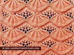 Alsacian-Scallops-lace-knit.jpg 400×300 pixeles