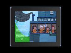 iBook interactivo para iPad
