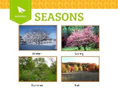 Seasons - The Same or Different? is a hands-on activity for home use. It is NGSS-aligned and supports the life science curriculum.
