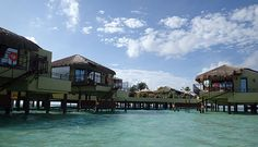 El Dorado Maroma: You'll Love The Dreamy Palafitos (Overwater Bungalows) - Wild About The West Mexico Vacation, Mexico Travel, The Places Youll Go, Places To Visit, Overwater Bungalows, Caribbean Sea, South Pacific, Dream Vacations, Where To Go