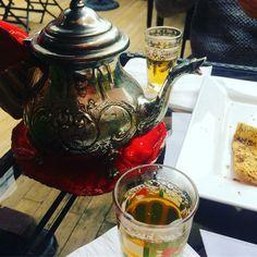 Thé marocain/Pita Zaatar ( Le meilleur ) Le Chat Noir Verdun