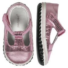 Someone please stop me before I go to the Pediped store to buy shoes for Fallon.How can you resist...