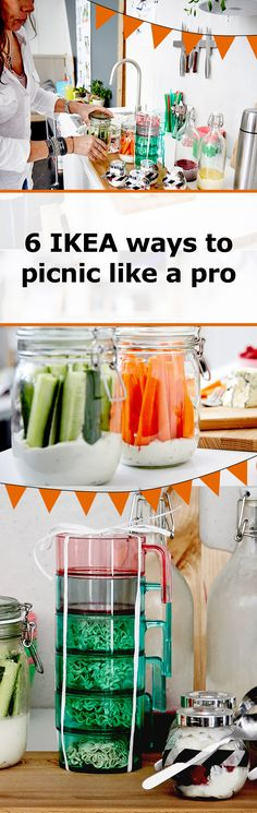 Take your picnic to the next level with these simple picnic hacks.