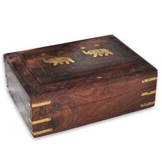 Christmas Gift Ideas Wooden Jewelry Box Brass Inlay Work from India by DakshCraft, http://www.amazon.co.uk/dp/B00AHASYLU/ref=cm_sw_r_pi_dp_M9BVqb0H7X6CD