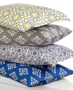 Global Design 300 Thread Count Sheet Sets - Sheets - Bed & Bath - Macy's