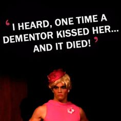 A very potter sequel...yes, this is umbridge.  i cannot breathe.