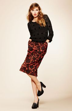MARC BY MARC JACOBS Sweater & Skirt.